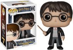 Harry Potter With Wand Pop! Vinyl Figurine