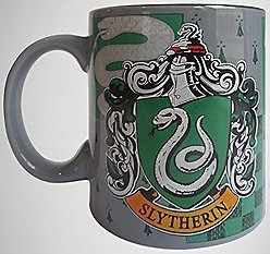 Slytherin Coffee Mug
