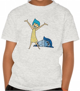 Inside Out Joy And Sadness T-Shirt