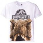 Jurassic World T-Rex Smile Boys T-Shirt