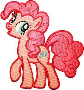 My Little Pony Pinkie Pie Patch