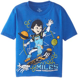 Miles From Tomorrowland Toddler T-Shirt
