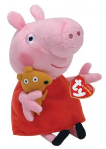 Peppa Pig And Little Bear Plush