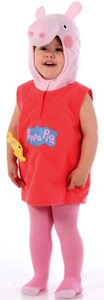 Peppa Pig Toddler Halloween Costume