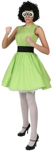 Powerpuff Girls Buttercup Women's Costume