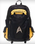 Star Trek Captains Backpack