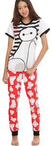 Baymax Women's Pajamas