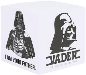 Classic Star Wars Memo Cube