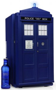 Doctor Who Large Tardis Mini Fridge
