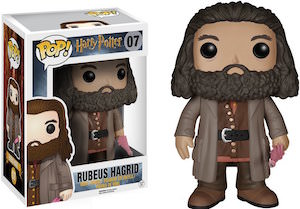 Rubeus Hagrid Pop! Vinyl Figurine