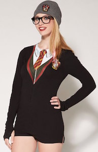 Harry Potter Hogwarts Costume Romper