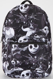 The Nightmare Before Christmas Jack Skellington Backpack