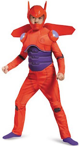 Boys Baymax Costume