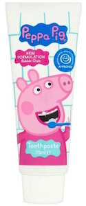 Kids Peppa Pig Toothpaste