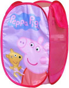 Peppa Pig Laundry Basket