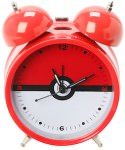 Pokemon Red Poke Ball Alarm Clock