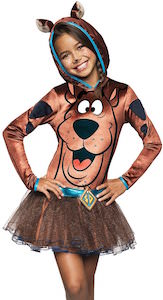 Scooby-Doo Kids Tutu Costume