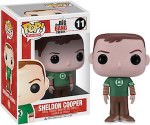 The Big Bang Theory Sheldon Cooper Pop! Vinyl Figurine