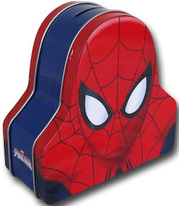 DC Comics Spider-Man Money Bank