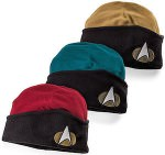 Star Trek next generations winter hat