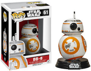 Star Wars BB-8 Pop! Vinyl Figurine