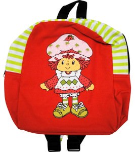 Strawberry Shortcake Retro Backpack