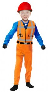 The LEGO Movie Emmet Child Costume