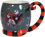 Jack Skellington And Sally Ceramic Mug