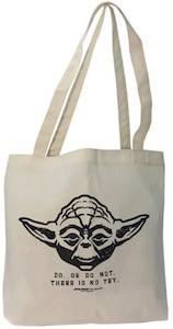 Star Wars Yoda Tote Bag