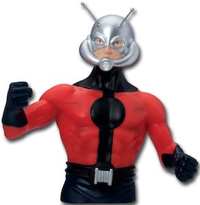 Ant-Man Bust Money Bank
