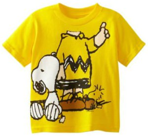 Becoming Charlie Brown Toddler T-Shirt