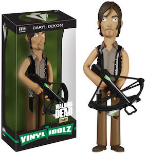 Daryl Dixon Vinyl Idolz Figurine