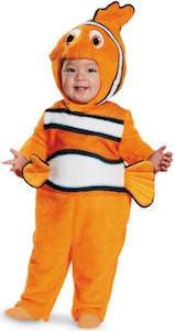 Disney Finding Nemo Baby Costume