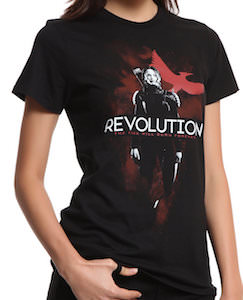 The Hunger Games Mockingjay Revolution T-Shirt