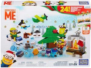Mega Bloks Minion Advent Calendar