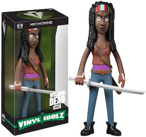 Michonne Vinyl Idolz Figurine