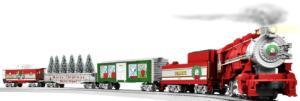 Peanuts Christmas Train