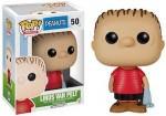 Peanuts Linus Van Pelt Pop! Vinyl Figurine Number 50