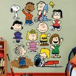Peanuts Wall Decal Set