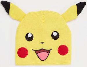 Pokemon Pikachu Beanie Hat