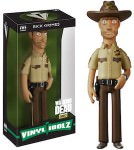 The Walking Dead Rick Grimes Vinyl Idolz Figurine