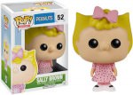 Peanuts Sally Brown Pop! Vinyl Figurine Number 52