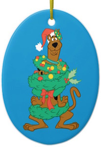 Scooby-Doo Christmas Tree Ornament