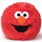 Sesame Street Elmo Plush Giggle Ball