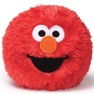 Elmo Plush Giggle Ball