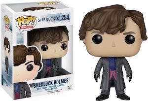Sherlock Holmes Pop Vinyl Figurine