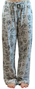 Soft Kitty Pajama Bottoms