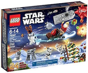 LEGO Star Wars 2015 Advent Calendar