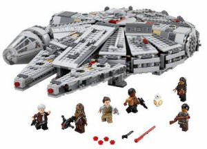 Star Wars LEGO Millennium Falcon Set