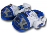 adults size Star Wars R2-D2 Slippers